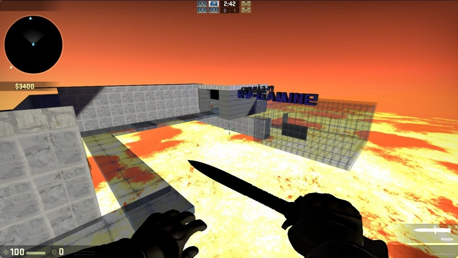 Counter-Strike : Global Offensive - Free Maps and Mods