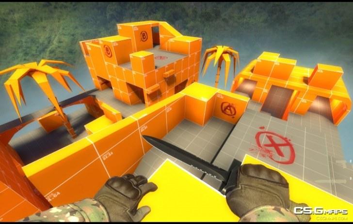 Orange / Box Maps - Counter-Strike : Global Offensive - GameMaps