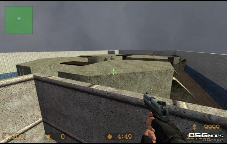 Paintball Counter Strike Source Gamemaps