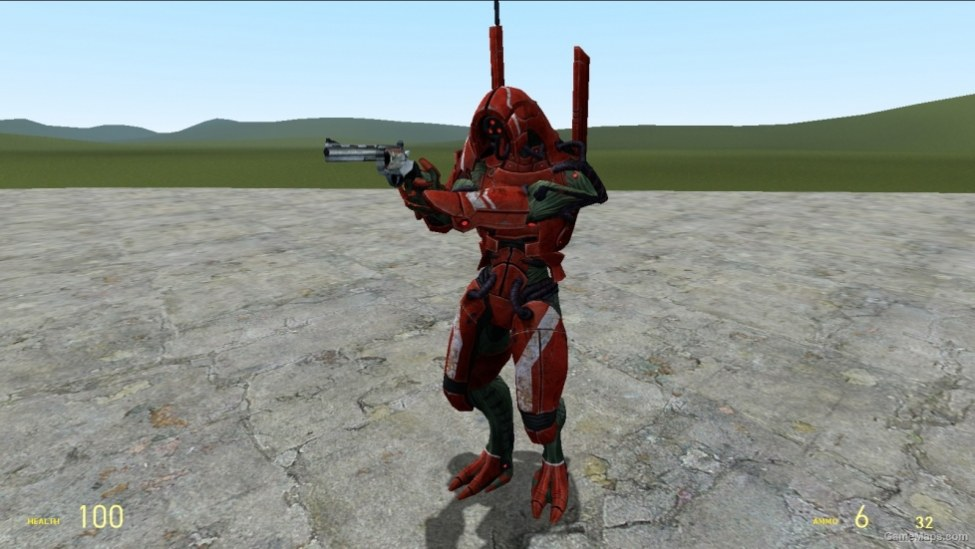 Mass Effect 3 Geth Playermodels (Garry's Mod) - GameMaps
