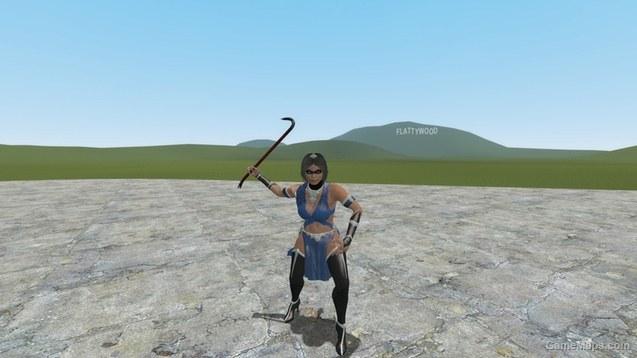 Tournament Kitana Playermodel & NPC (Garry's Mod) - GameMaps