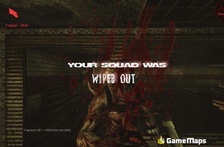 [Mutator] Patriarch HP Left (Killing Floor)   GameMaps