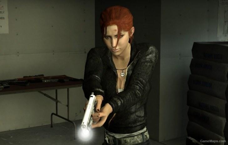 Zoey Mods - Left 4 Dead - GameMaps