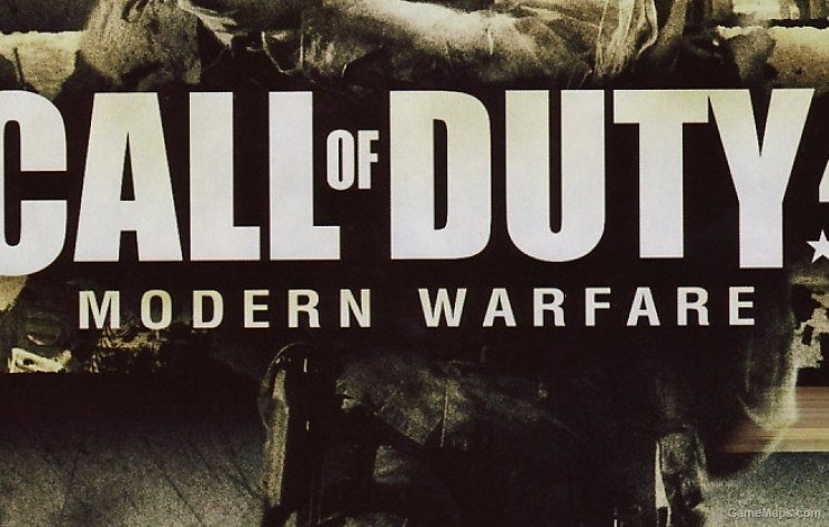 Call of Duty 4 Weapon Sound Mod (Left 4 Dead) - GameMaps