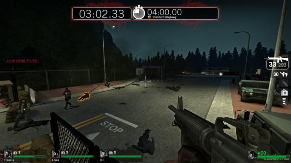 Cheyenne Mountain Complex (Left 4 Dead) - GameMaps