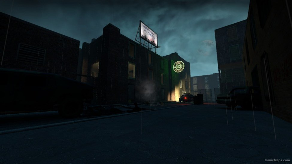 City of the Dead (L4D Version) (Left 4 Dead) - GameMaps L D Maps on