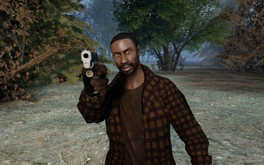 L4d1 The Walking Dead Louis Left 4 Dead Gamemaps