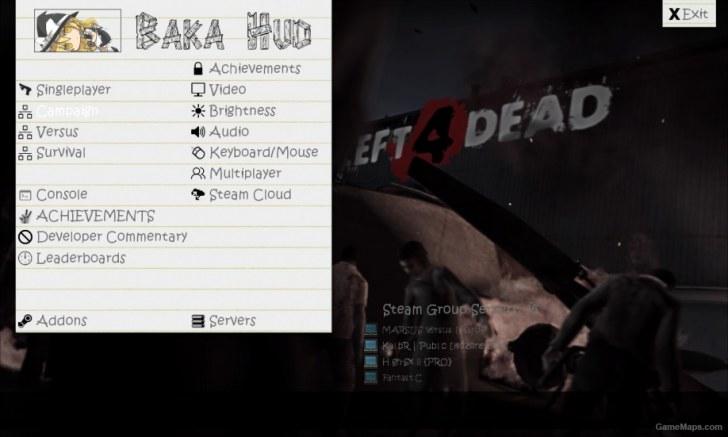 Other Mods - Left 4 Dead - GameMaps