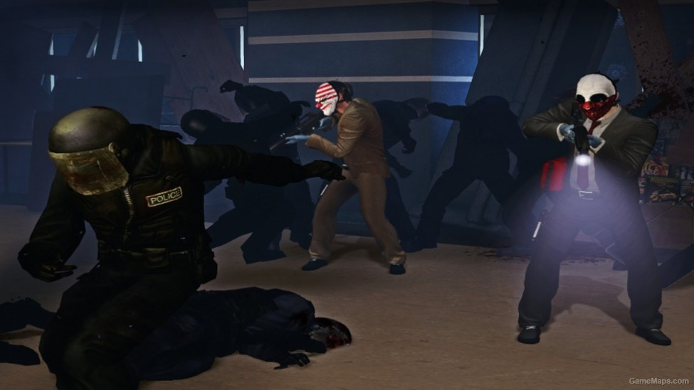 L4d1 Common Infected Police Left 4 Dead Gamemaps