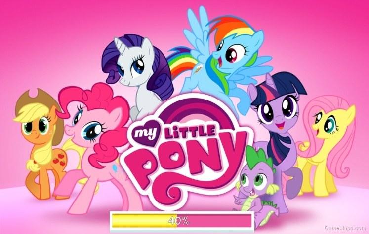 My Little Pony Music Left 4 Dead Gamemaps