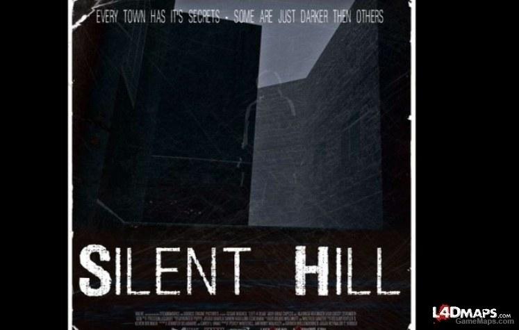 دانلود نقشه silent hill 1 برای بازی left 4 dead 1