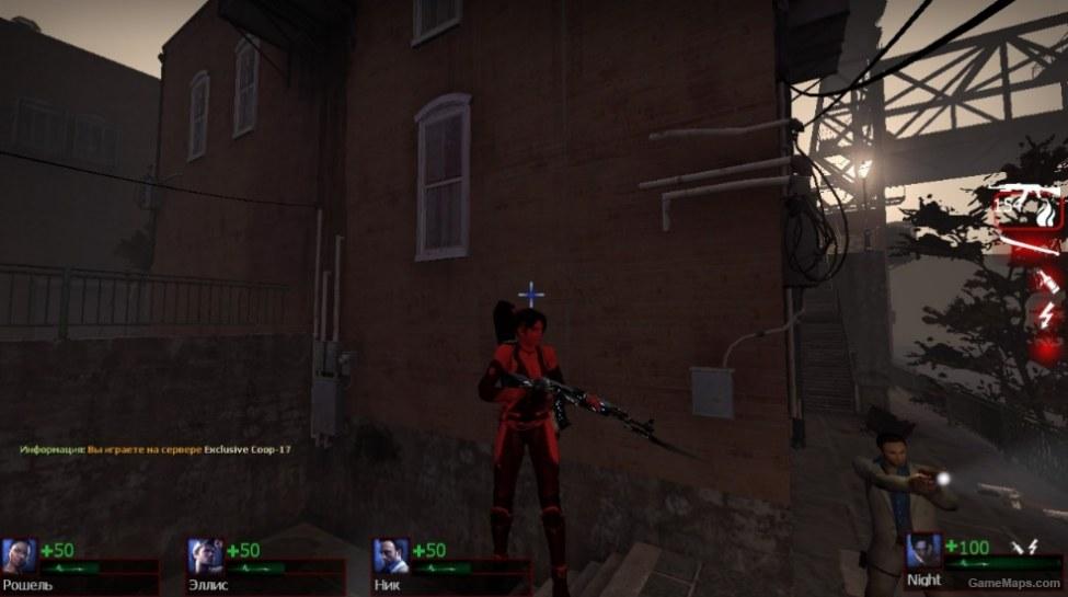 Third Person (Left 4 Dead 2) - GameMaps