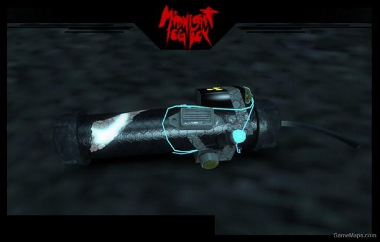 mL] Radioactive Pipebomb (Blue) (Left 4 Dead 2) - GameMaps