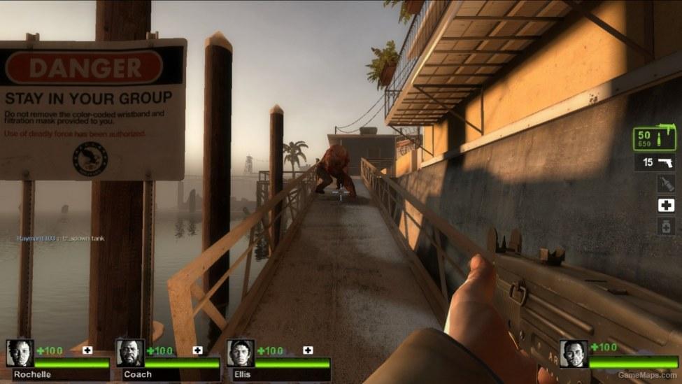Admin System (Left 4 Dead 2) - GameMaps