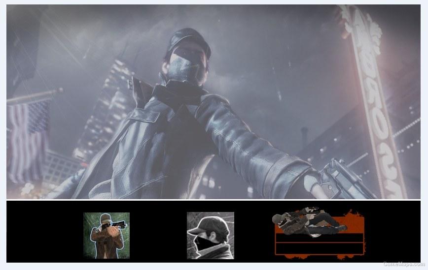 Aiden Pearce - Watch Dogs [HD] (Left 4 Dead 2) - GameMaps