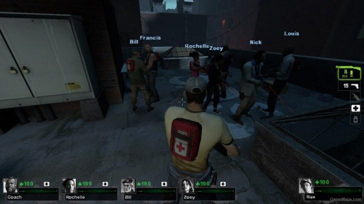 Rochelle Mods - Left 4 Dead 2 - GameMaps