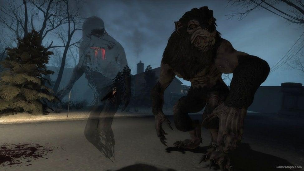 Apex Werewolf (Left 4 Dead 2) - GameMaps