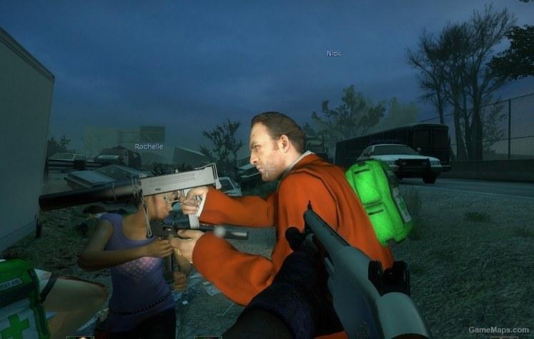 Irresistible Nick (Left 4 Dead 2) - GameMaps