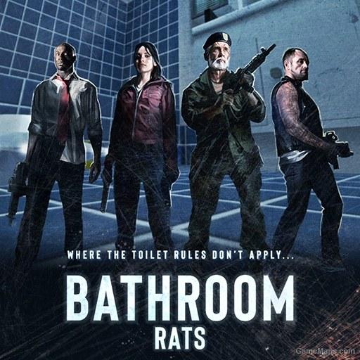 Bathroom RATS - CS 1 6 (coop) (Left 4 Dead 2) - GameMaps