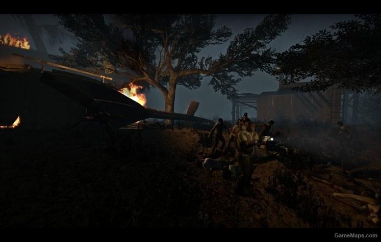 Beldurra 2 (Left 4 Dead 2) - GameMaps