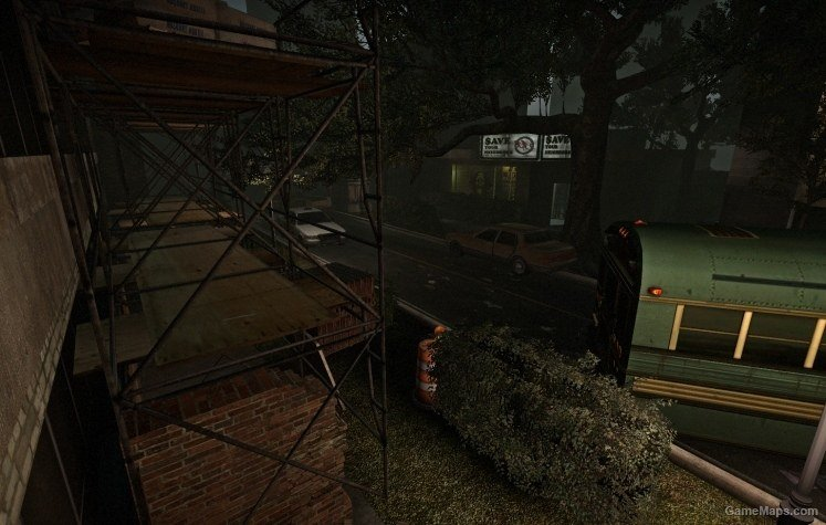 Beldurra (Left 4 Dead 2) - GameMaps