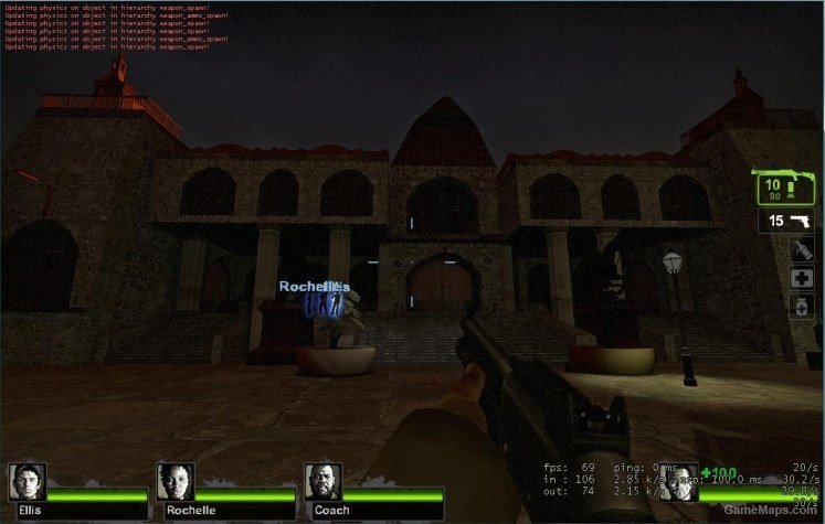Belle Fire(L4D2) (Left 4 Dead 2) - GameMaps