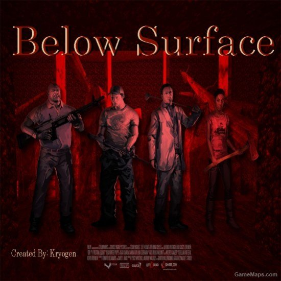 Below Surface (Left 4 Dead 2) - GameMaps
