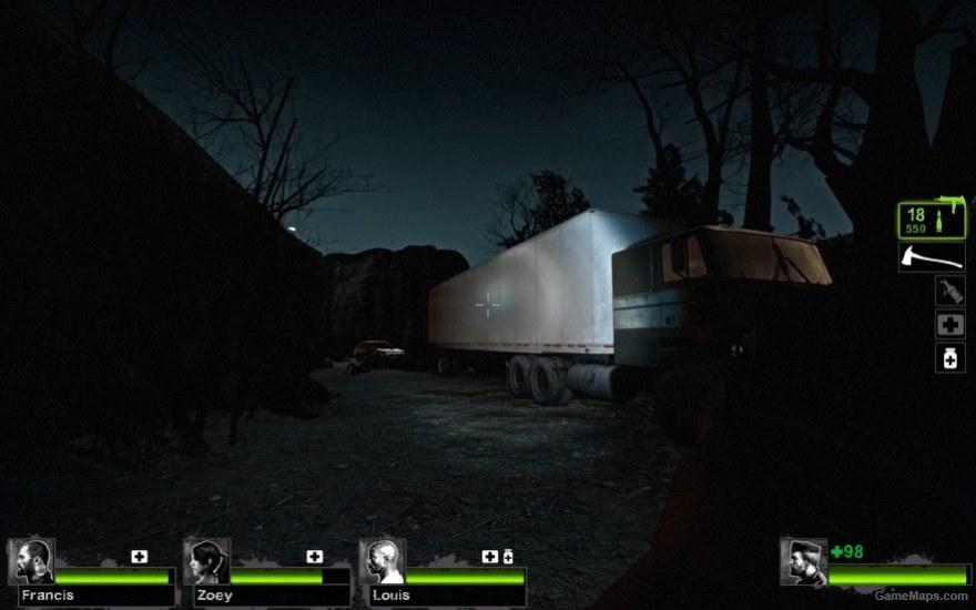 Blackcity Ext  Mashup (Left 4 Dead 2) - GameMaps