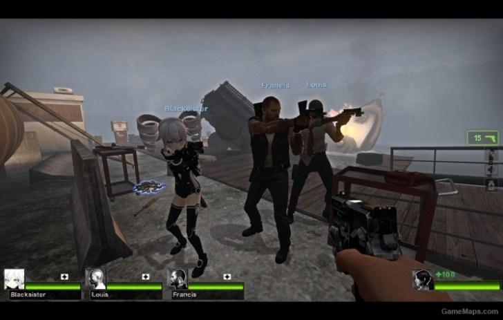 Bill Mods - Left 4 Dead 2 - GameMaps
