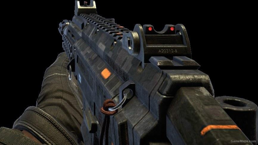 BO2 Skorpion EVO Sound for UZI (Left 4 Dead 2) - GameMaps
