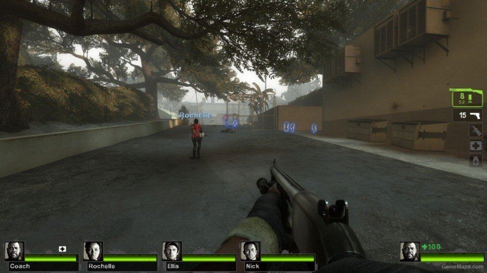 BOTS CAN LEAD (Improved Bots) (Left 4 Dead 2) - GameMaps