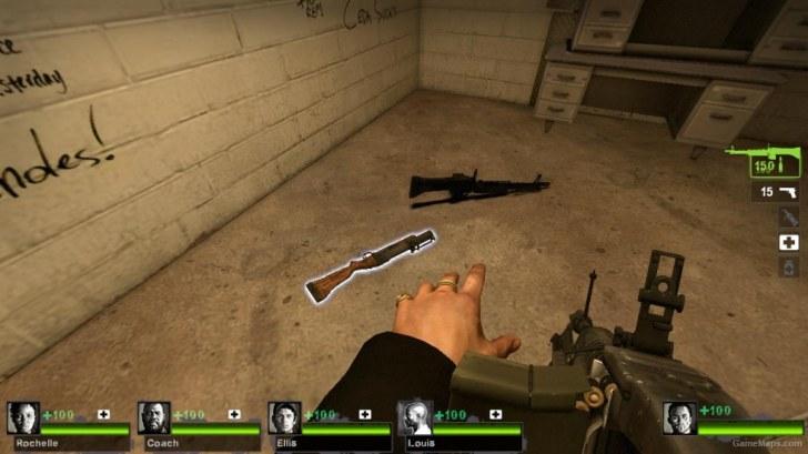 Launchers Mods - Left 4 Dead 2 - GameMaps