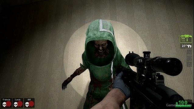 Ceda Hunter (works online) (Left 4 Dead 2) - GameMaps