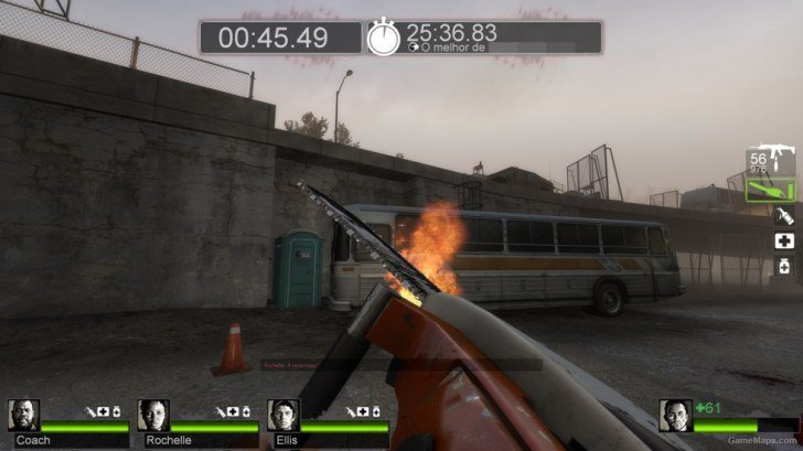 chainsaw Add-ons - Left 4 Dead 2 - GameMaps