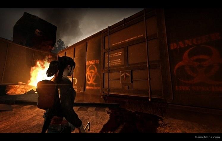 Cinematic Lighting Effects (Left 4 Dead 2) - GameMaps