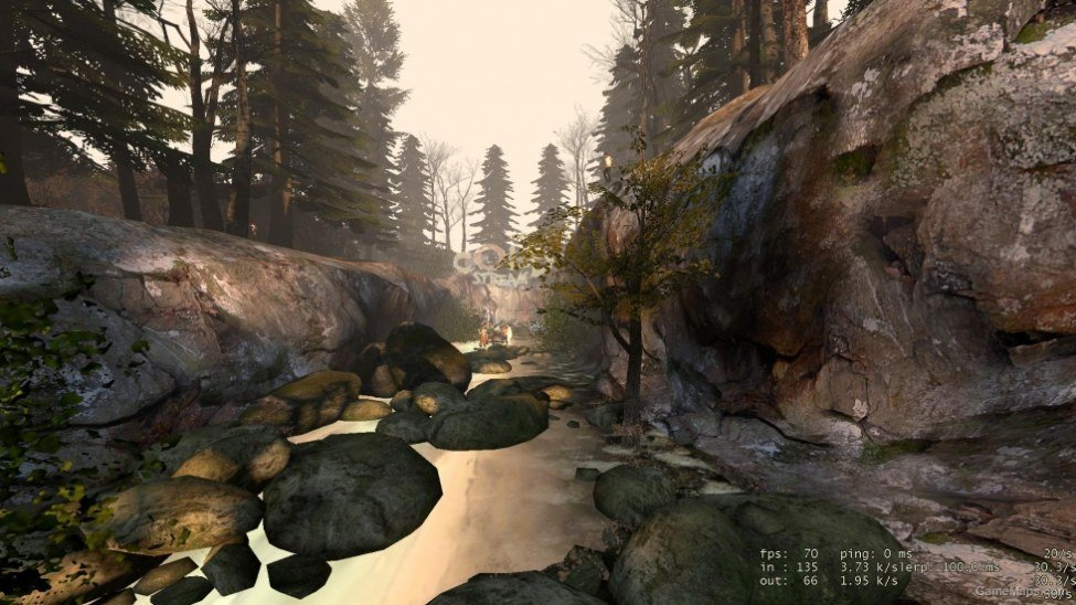Cold Stream (Beta) (Left 4 Dead 2) - GameMaps
