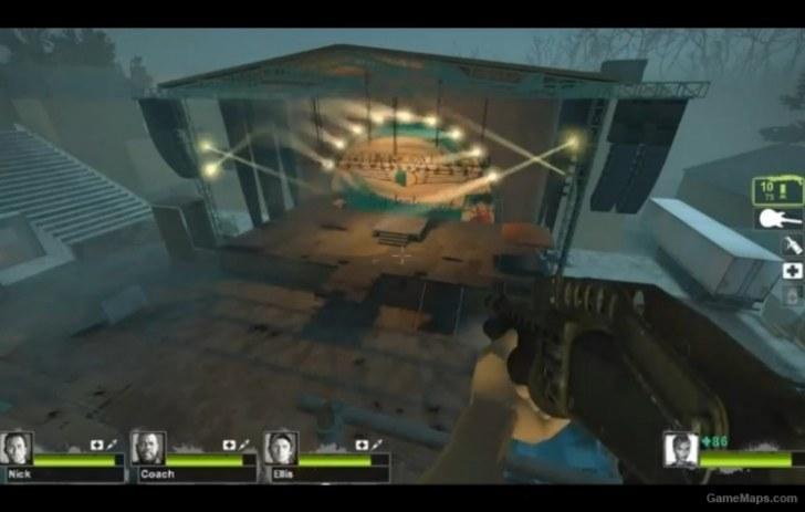 Concerts Mods - Left 4 Dead 2 - GameMaps