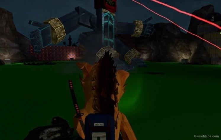Crash Bandicoot Course 2: Electric Wumpaloo (Left 4 Dead 2) - GameMaps