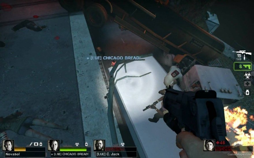Crash Course Modified v5 0 by 1sg_heartless (Left 4 Dead 2) - GameMaps