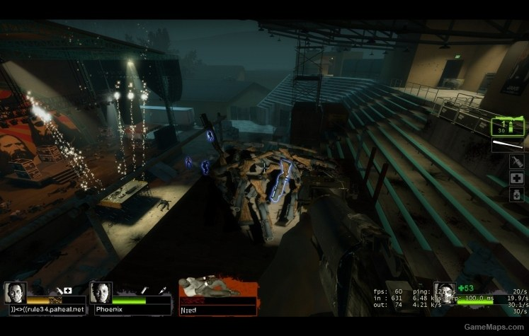 Crescendo Collision (Left 4 Dead 2) - GameMaps