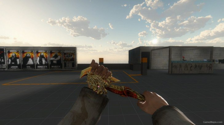 Crossfire Add-ons - Left 4 Dead 2 - GameMaps