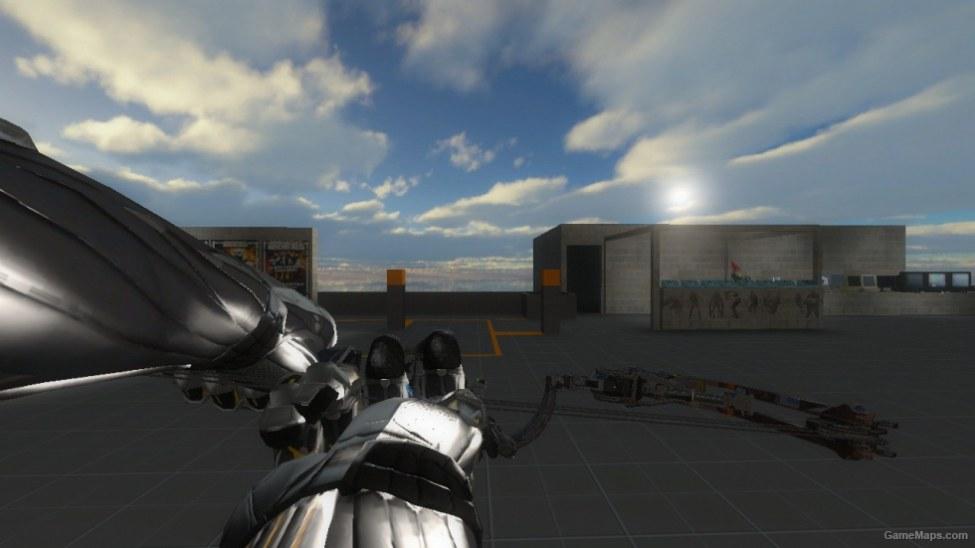 Crysis 3 Bow (Left 4 Dead 2) - GameMaps
