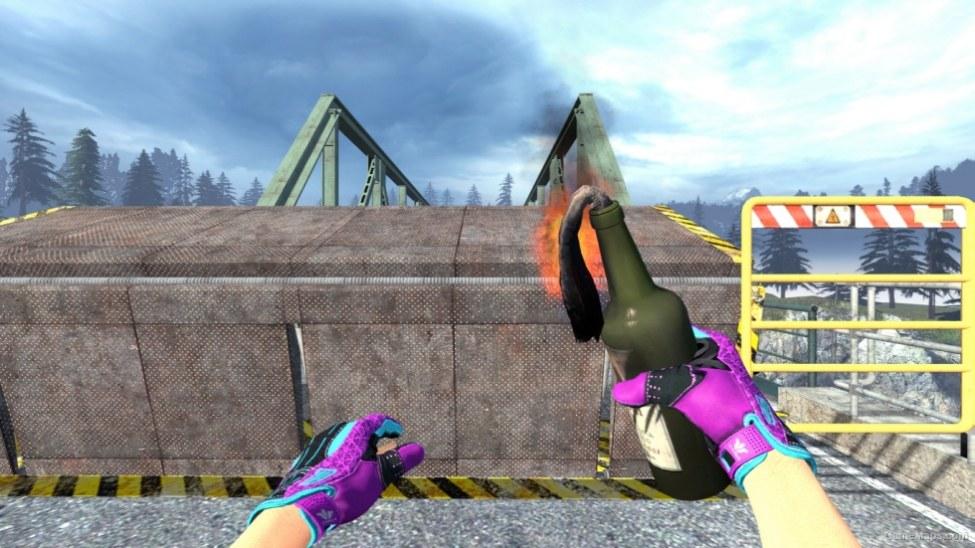 CS:GO arms and glove sporty: vice (Left 4 Dead 2) - GameMaps