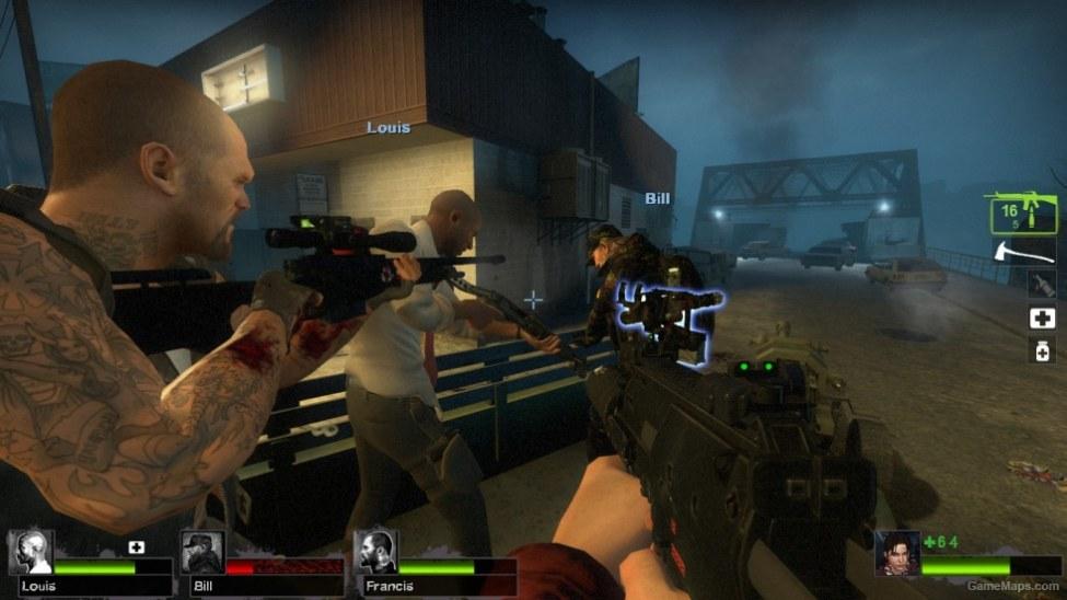 CSS Weapon Unlocker - Update (Left 4 Dead 2) - GameMaps