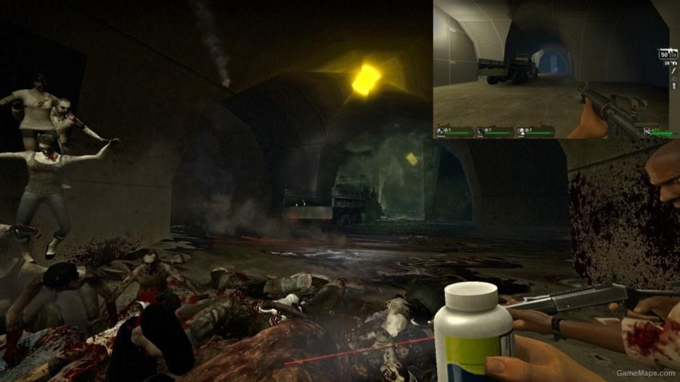 Dam It Complete (Left 4 Dead 2) - GameMaps