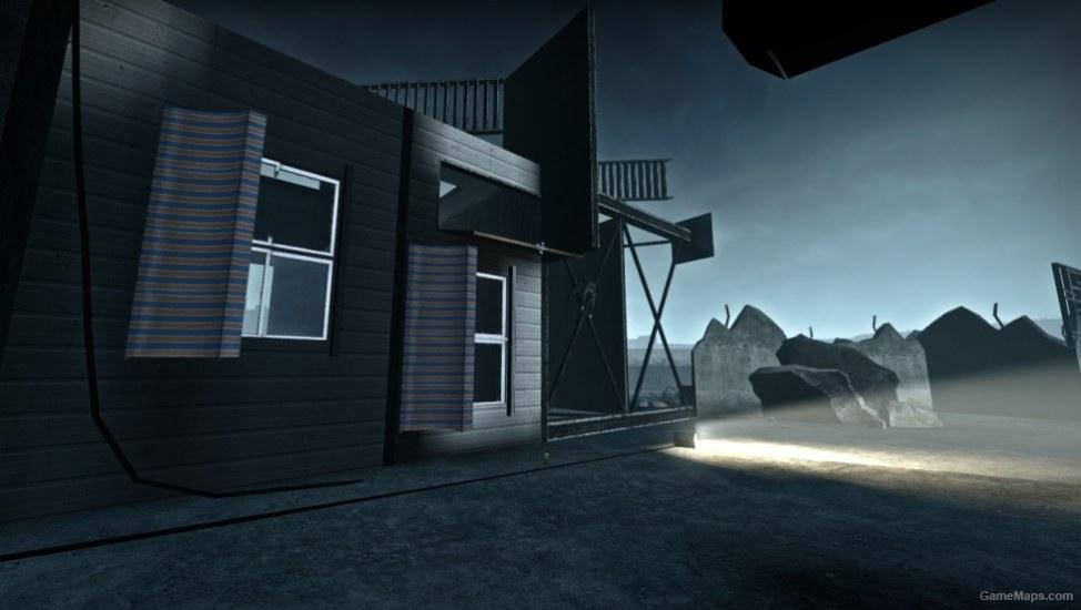 Dam It Remastered (Left 4 Dead 2) - GameMaps
