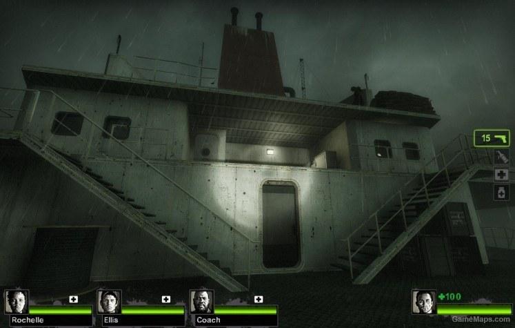 Dark Blood 2 (Left 4 Dead 2) - GameMaps