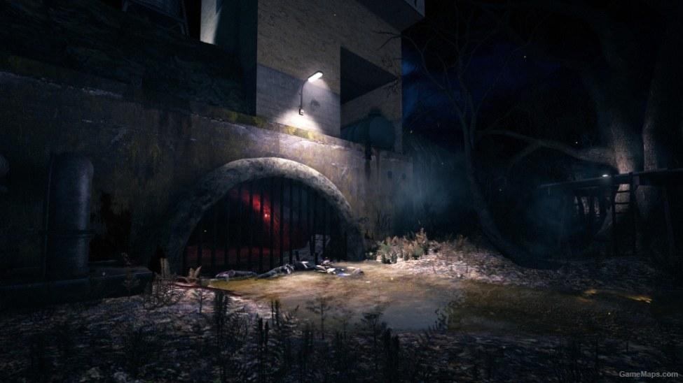 Dark Wood (Extended) (Left 4 Dead 2) - GameMaps