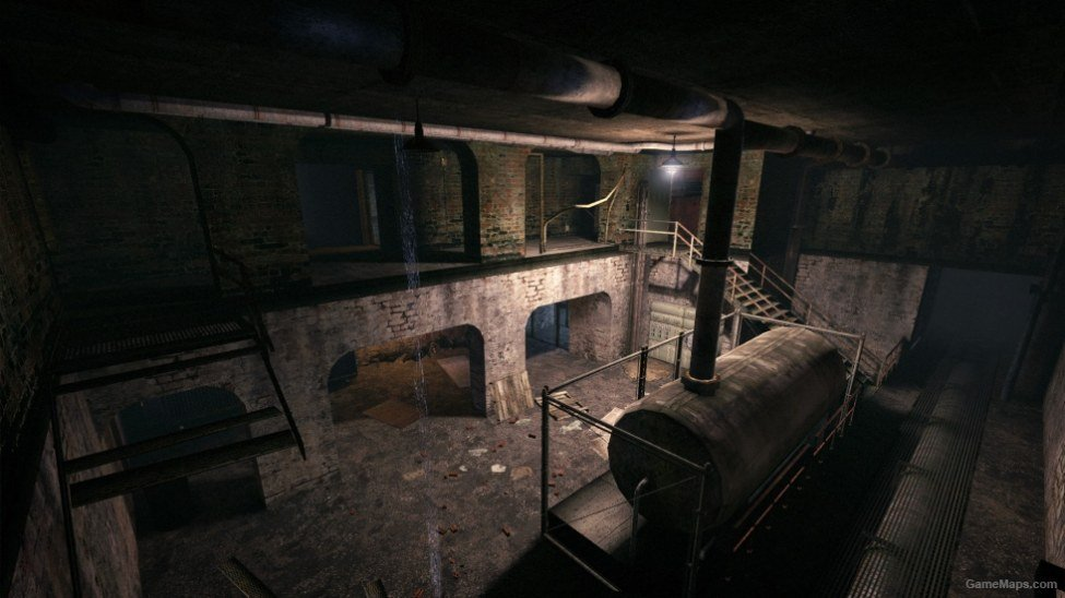Dark Wood (Extended) (Left 4 Dead 2) - GameMaps
