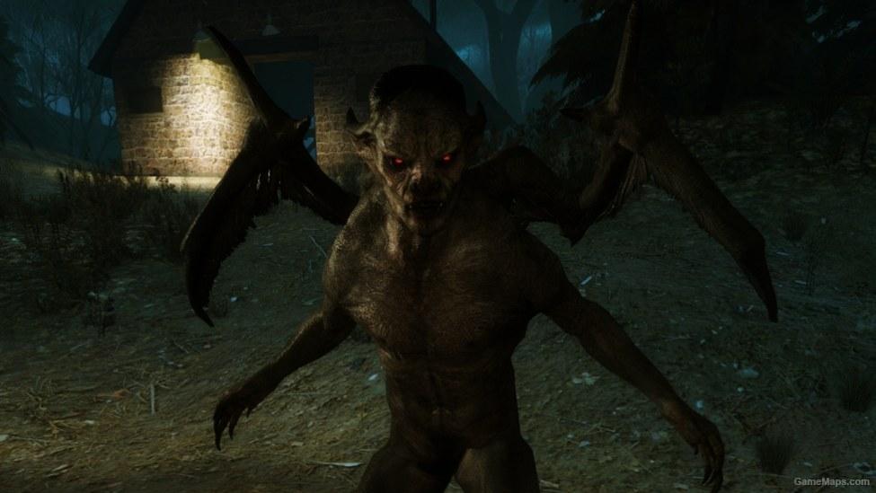 Dawnguard Vampire Lord (Left 4 Dead 2) - GameMaps